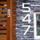 Números residenciales en monterrey